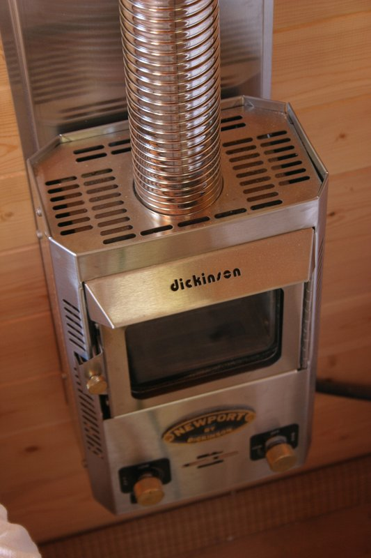 Small Natural Gas Heater 79