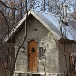 Load Bearing Straw Bale Cabin